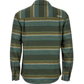 Marmot M's Enfield Midweight Flannel LS Shirt Rosin Green